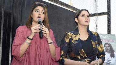 Sania Mirza's Sister Anam to Marry Mohammad Azharuddin's Son Asad?