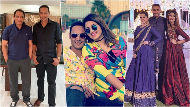 Anam Mirza and Asad Azharuddin Planning 2019 Wedding? See Pics of Sania Mirza's Sister and Mohammad Azharuddin's Son Together