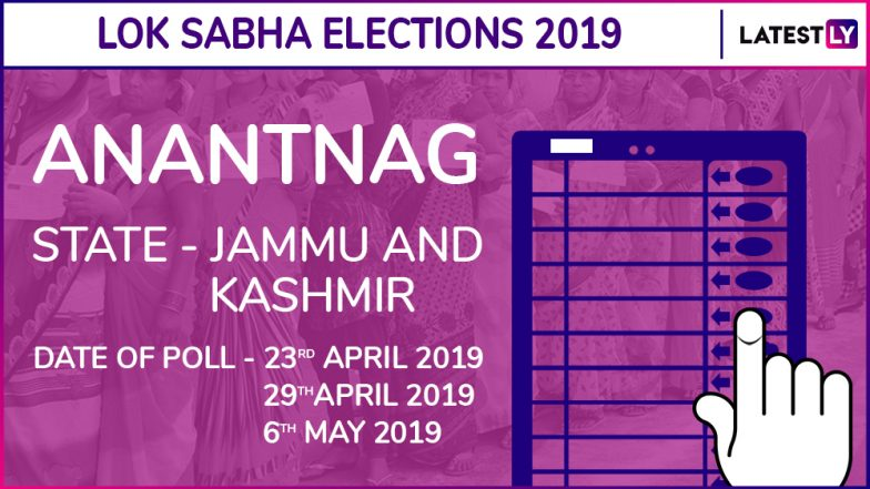 Anantnag Lok Sabha Constituency Result 2019 in Jammu and Kashmir: Hasnain Masoodi of NC Wins Parliamentary Election