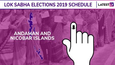 Andaman And Nicobar Islands Lok Sabha Elections 2019 Schedule: Constituency Wise Dates Of Voting And Results For General Elections