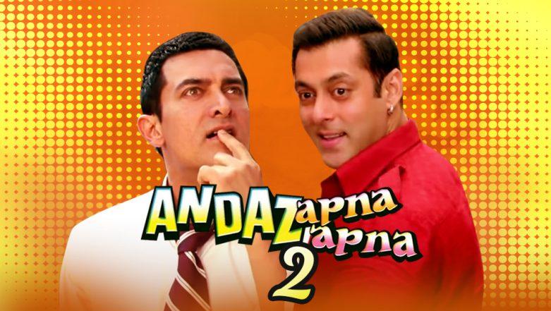 Confirmed! Salman Khan and Aamir Khan to Star in Andaz Apna Apna 2; Ali Abbas Zafar to Direct!