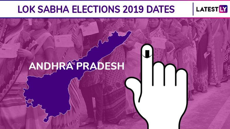 Andhra Pradesh Lok Sabha Elections 2019 Dates: Constituency Wise Dates Of Voting And Results For General Elections