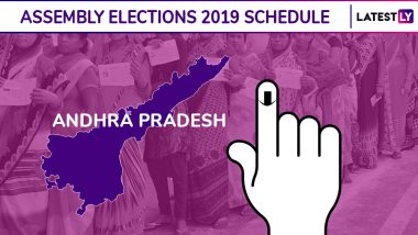 Andhra Pradesh Assembly Elections 2019 Schedule: Voting on April 11, Result On May 23