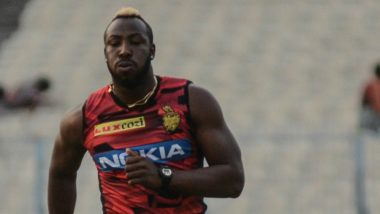 IPL 2019: No Ground Is Big Enough for Me I Guess, Says KKR Batsman Andre Russell