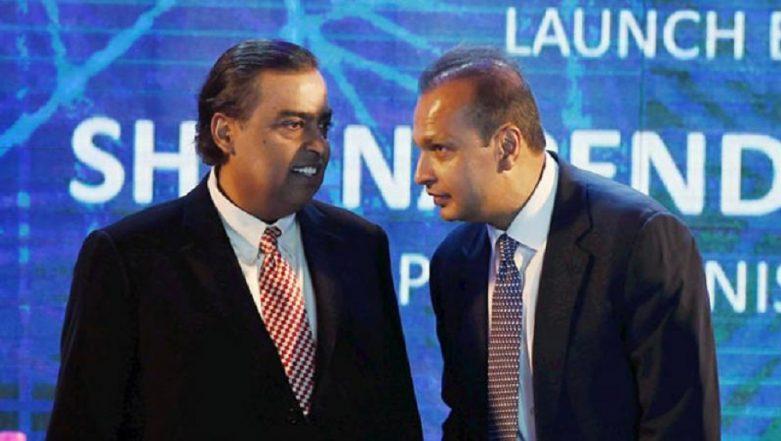 Anil Ambani Thanks Mukesh, Nita as RCOM's Rs 550 Crore Dues to Ericsson Cleared