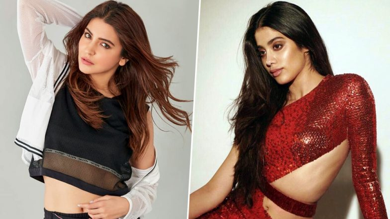 Janhvi Kapoor Is in Complete Awe of Anushka Sharma, Here's Why