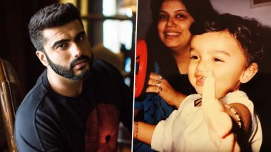 Arjun Kapoor Remembers His Late Mother, Mona Kapoor on her Death Anniversary