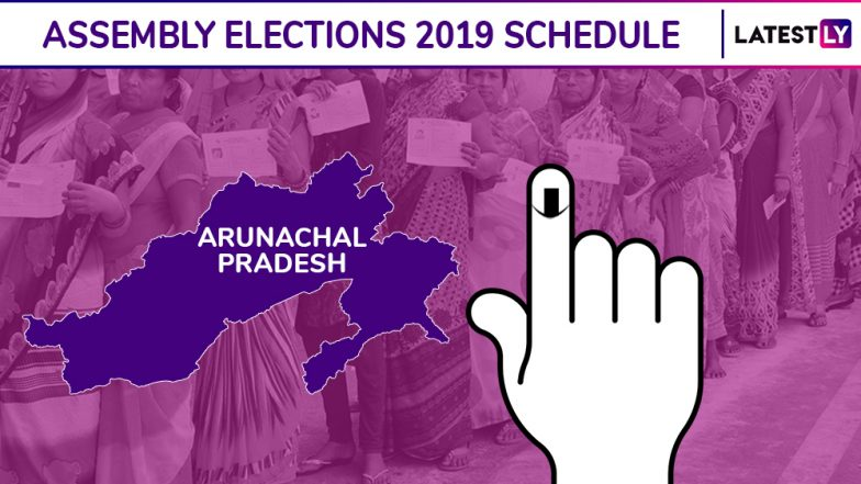 Arunachal Pradesh Assembly Elections 2019 Schedule: Voting to be Held on April 11, Result on May 23