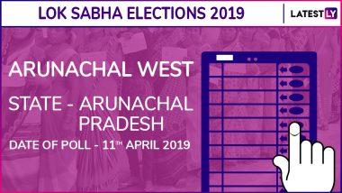 Arunachal West Lok Sabha Constituency in Arunachal Pradesh Live Results 2019: BJP Candidate Kiren Rijiju Elected MP