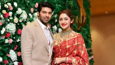 Arya's Wife Sayyeshaa Saigal Shares Pictures of the Party Hosted in Chennai! See the Newlywed's Reception Photos