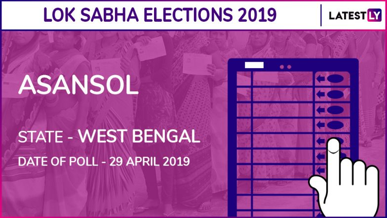 Asansol Lok Sabha Constituency in West Bengal: Candidates, Current MP, Polling Date And Election Results 2019