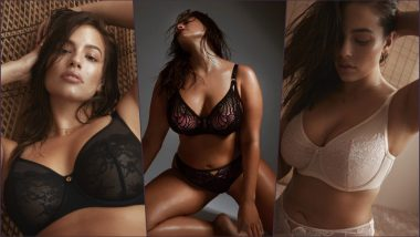 Ashley Graham Is Oozing With Sexiness in Addition Elle's Hot Lingerie Collection! Check Out Sexy Model's Bold & Beautiful Pics