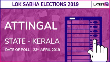 Attingal Lok Sabha Constituency in Kerala Live Results 2019: Leading Candidates From The Seat, 2014 Winning MP And More