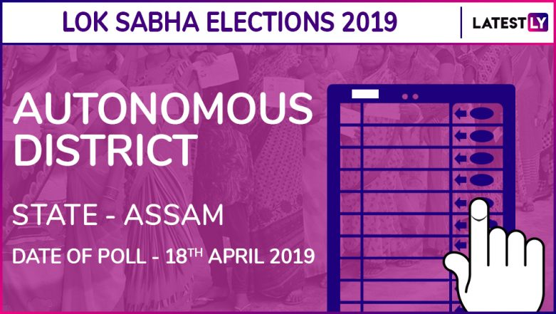 Autonomous District Lok Sabha Constituency in Assam: Leading Candidates From The Seat, 2014 Winning MP And More