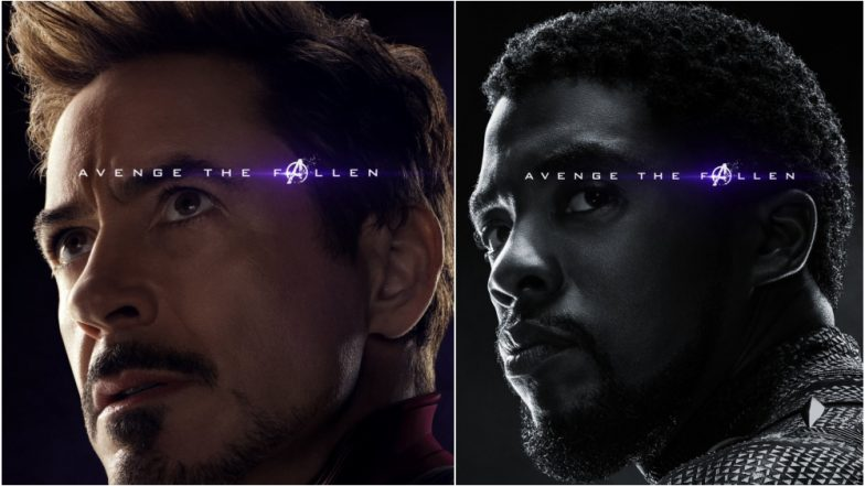Avengers: Endgame New Character Posters Reveal Who Survived Thanos' Snap and Who Didn't - View Pics!