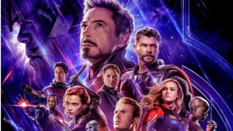 Avengers: Endgame New Trailer: The First Twitter Reactions are IN and They Hail the Marvel Movie as 'Biggest Superhero Event'