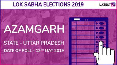 Azamgarh Lok Sabha Constituency in Uttar Pradesh Results 2019: Akhilesh Yadav of Samajwadi Party Wins Parliamentary Election