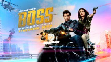 Here's When Alt Balaji's Karan Singh Grover – Sagarika Ghatge Starrer BOSS – Baap Of Special Services Will Go On-Air From!