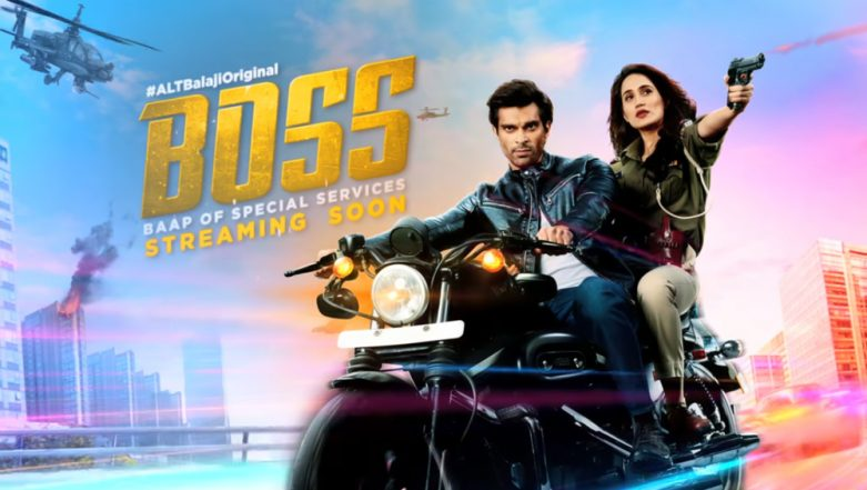 Here's When Alt Balaji's Karan Singh Grover – Sagarika Ghatge Starrer BOSS – Baap Of Special Services Will Go On-Air From!