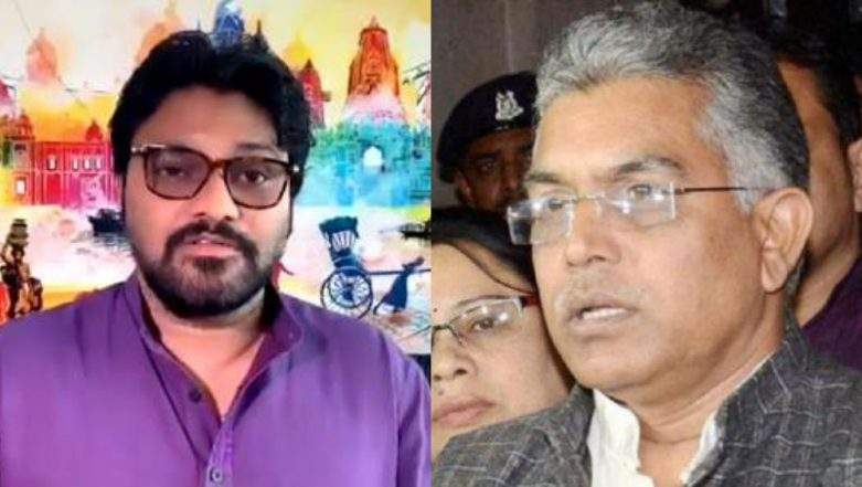 Lok Sabha Elections 2019: BJP Releases First List of 28 Candidates in West Bengal, Gives Ticket to Babul Supriyo, Dilip Ghosh, Chandra Bose Among Others