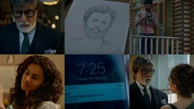 Badla Box Office Collection Day 8: Amitabh Bachchan and Taapsee Pannu's Crime Thriller Grosses Rs 49.26 Crore