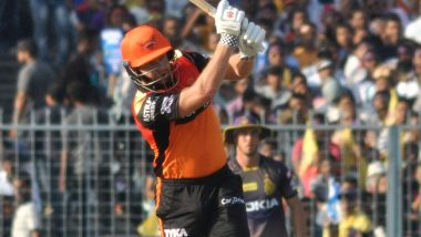 Jonny Bairstow Scores 52-Ball Century During SRH vs RCB IPL 2019 Match, His Maiden Hundred in Indian Premier League