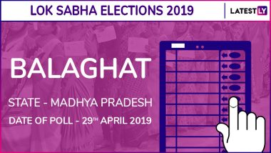 Balaghat Lok Sabha Constituency in Madhya Pradesh: Candidates, Current MP, Voting Date And Election Results 2019