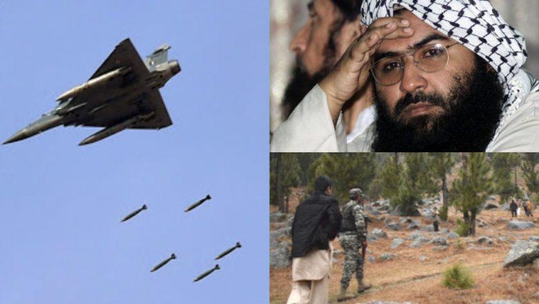 Masood Azhar's Brother Confirms IAF Mirage 2000 Jets Hit Jaish Training Camps in Balakot Air Strikes