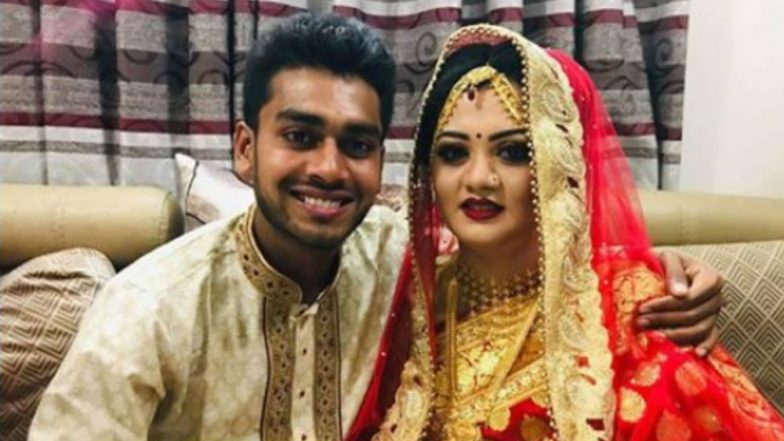 Bangladeshi Cricketer Mehidy Hasan Miraz Gets Married Days After Team Has Narrow Escape From Christchurch Attack
