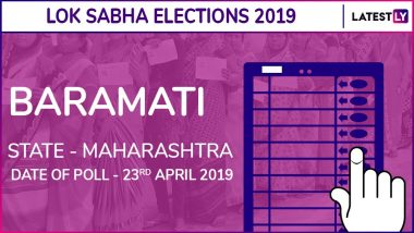 Baramati Lok Sabha Constituency in Maharashtra: Candidates, Current MP, Polling Date And Election Results 2019