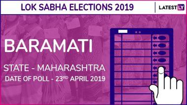 Baramati Lok Sabha Constituency in Maharashtra Results 2019: NCP Candidate Supriya Sule Elected as MP
