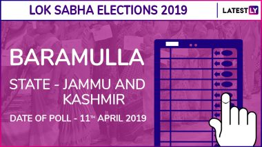 Baramulla Lok Sabha Constituency Result 2019 in Jammu and Kashmir: Mohammad Akbar Lone of NC Wins Parliamentary Election