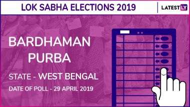 Bardhaman-Purba Lok Sabha Constituency in West Bengal: Candidates, Current MP, Polling Date And Election Results 2019