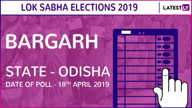Bargarh Lok Sabha Constituency in Odisha Live Results 2019: Leading Candidates From The Seat, 2014 Winning MP And More