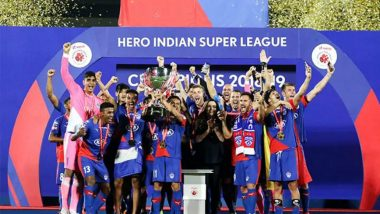 ISL 2019: Bengaluru FC Wins Their Maiden Indian Super League Title, Beat FC Goa by 1-0 in Final