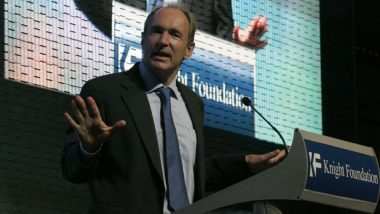 'World Wide Web is Not the Web We Wanted', Says Founder Tim Berners-Lee at 30th Anniversary of WWW