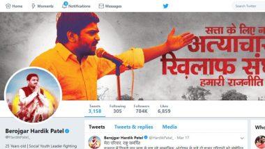 'Berojgar Hardik Patel' Mocks Narendra Modi's 'Main Bhi Chowkidar' Campaign on Social Media