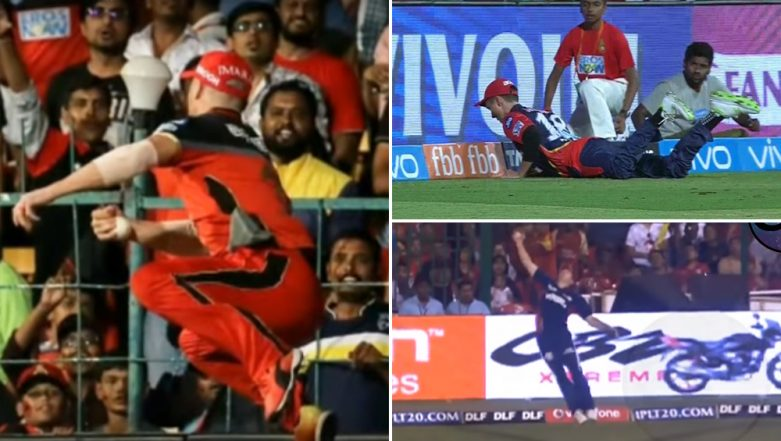 VIVO IPL 2019: Unbelievable Catches From the Past Seasons of Indian Premier League (Watch Videos)