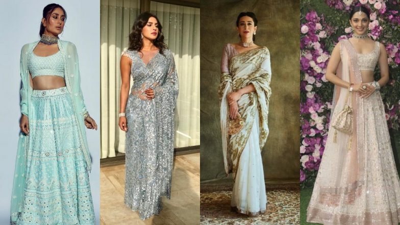 Akash Ambani - Shloka Mehta Wedding Reception: Kareena Kapoor Khan, Priyanka Chopra, Kiara Advani - Meet The Best Dressed Celebrities!