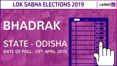 Bhadrak Lok Sabha Constituency in Odisha: Candidates, Current MP, Polling Date And Election Results 2019