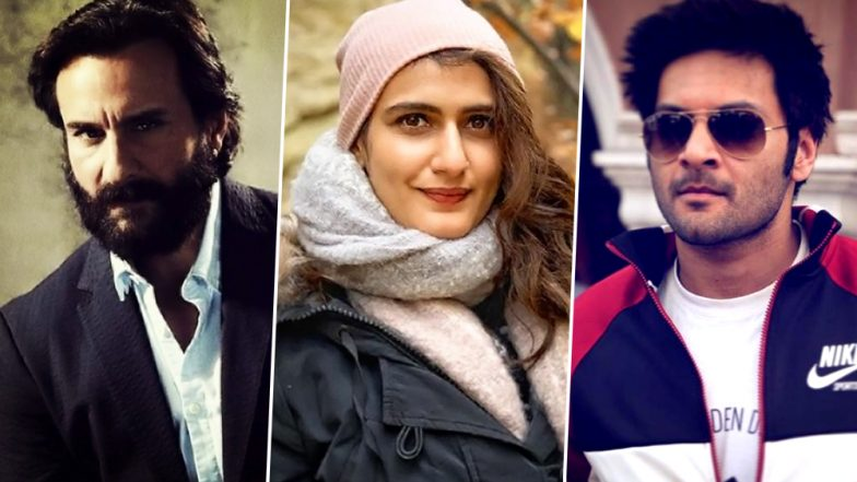 Bhoot Police: Saif Ali Khan, Fatima Sana Shaikh and Ali Fazal in Pavan Kirpalani's Horror-Comedy