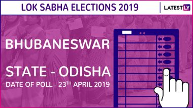 Bhubaneswar Lok Sabha Constituency in Odisha: Candidates, Current MP, Polling Date And Election Results 2019