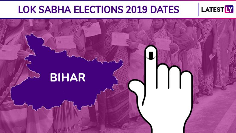 Bihar Lok Sabha Elections 2019 Schedule: Constituency Wise Dates Of Voting And Results For General Elections