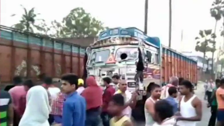 Bihar Road Accident: 4 Killed, 13 Seriously Injured After Truck Collides With Auto Rickshaw in Patna
