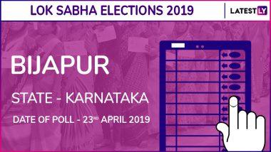 Bijapur Lok Sabha Constituency in Karnataka Results 2019: BJP Candidate Jigajinagi Ramesh Chandappa Elected As MP
