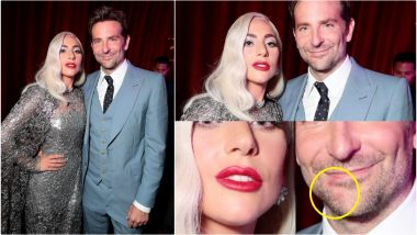 This Lipstick Mark Is Fuelling the Rumours of Bradley Cooper Cheating on Irina Shayk with Lady Gaga - See Pic