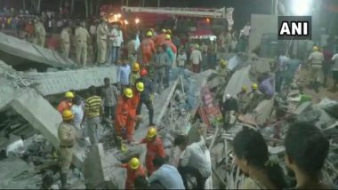 Karnataka: Under-Construction Building Collapse in Dharwad, 3 Dead, 37 Rescued