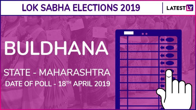 Buldhana Lok Sabha Constituency in Maharashtra Results 2019: Shiv Sena Candidate Jadhav Prataprao Ganpatrao Elected as MP