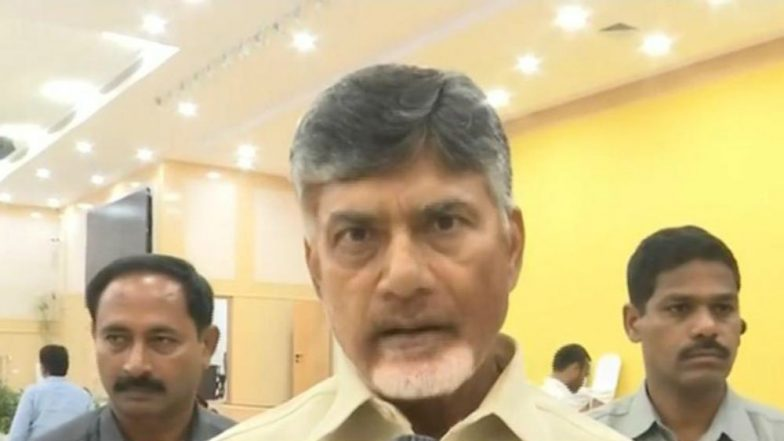 Chandrababu Naidu Should Vacate House or Face Action: YSRCP MLA