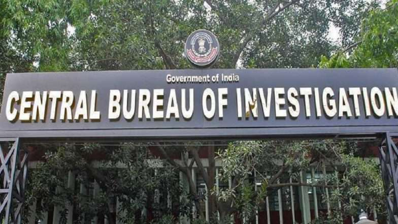 CBI Raids 110 Places in 19 States and Union Territories in Corruption, Criminal Misconduct and Arms Smuggling Cases